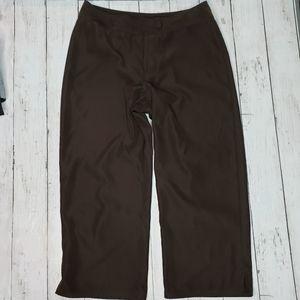 Patagonia Pataloha Brown Cropped Athleisure Pants